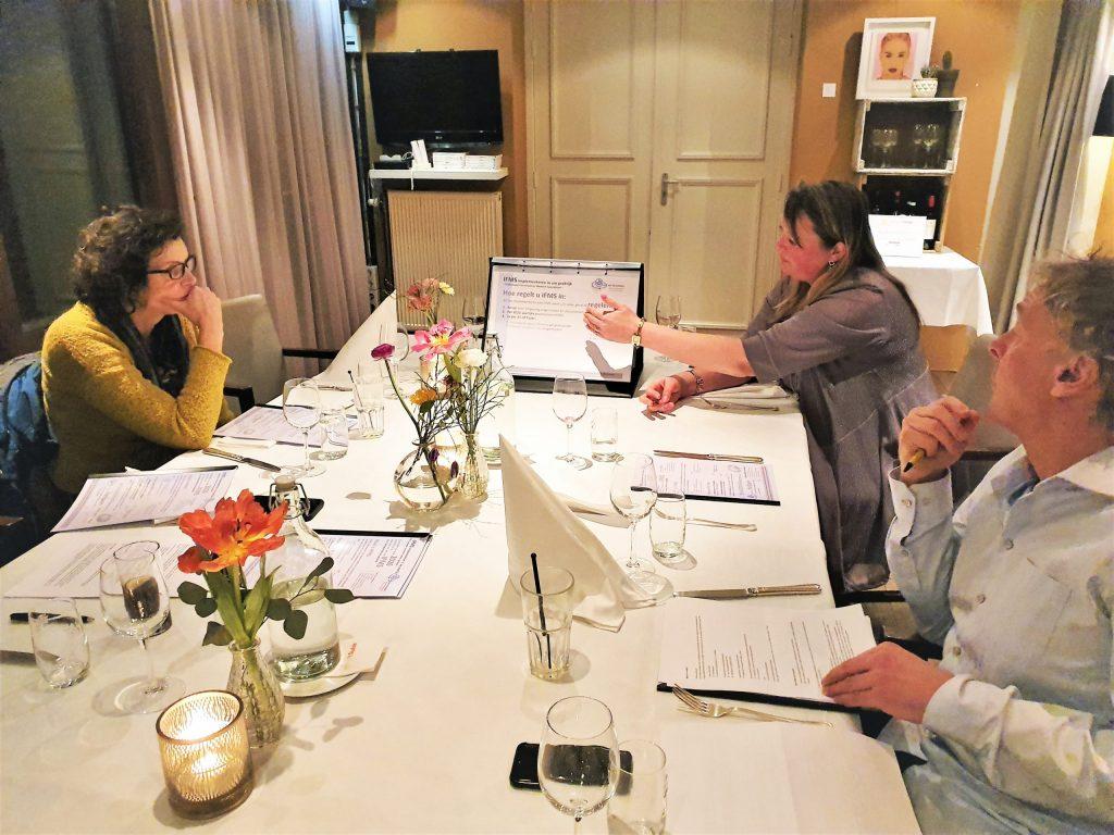 IFMS inregelen VVPAO Alkmaar e.o. Orde van Aanpakken